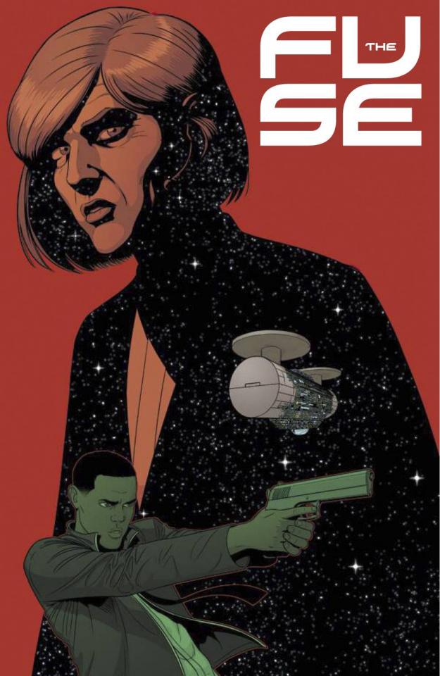 The Fuse #3 (McKelvie Cover)