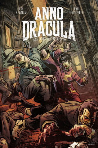 Anno Dracula #2 (Williamson Cover)