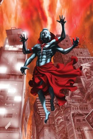 Captain Atom #9