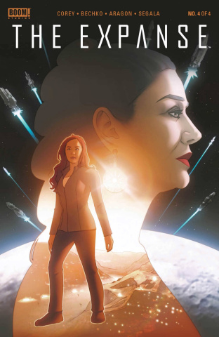 The Expanse #4 (Forbes Cover)