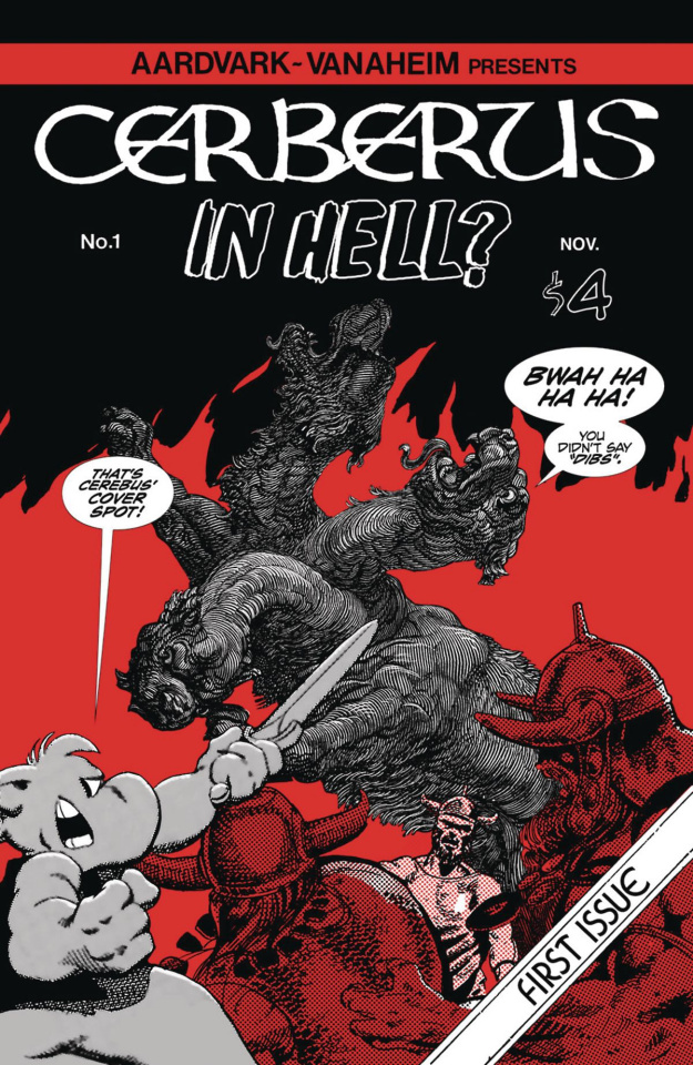 Cerebus in Hell? #1