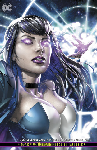 Justice League Dark #17 (Year of the Villain)