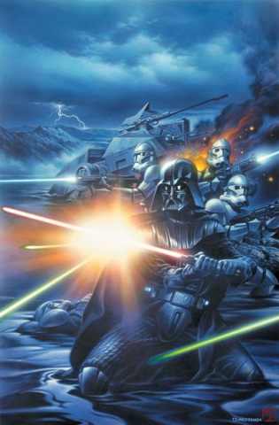 Star Wars: Darth Vader & The Lost Command #3