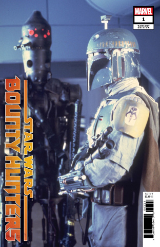 Star Wars: Bounty Hunters #1 (Movie Cover)