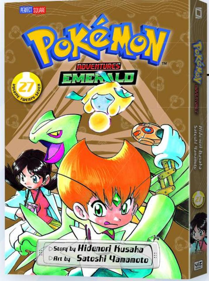 Pokémon Adventures Vol. 27