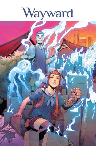 Wayward #14 (Cummings & Bonvillain Cover)