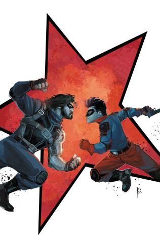 Winter Soldier #5