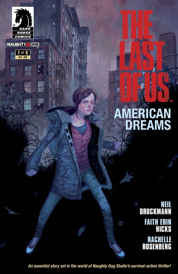 The Last of Us: American Dreams #1 (2nd Printing)