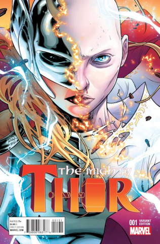 The Mighty Thor #1 (Dauterman Cover)