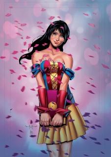 Grimm Fairy Tales Annual 2016 #1 (Qualano Cover)