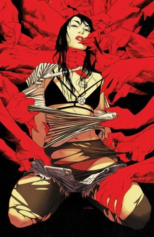 Faithless II #1 (Anka Cover)