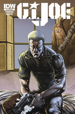 G.I. Joe #8 (Subscription Cover)