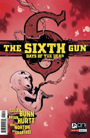 The Sixth Gun: Days of the Dead #4