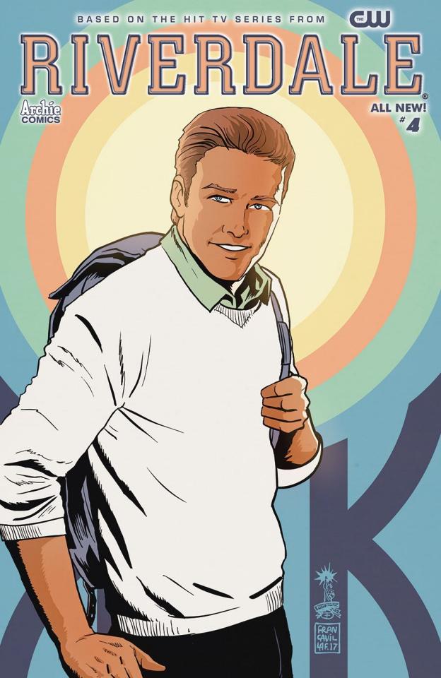 Riverdale #4 (Francavilla Cover)