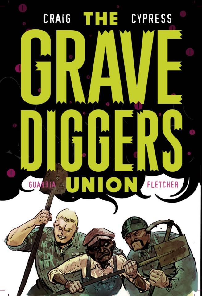 The Gravediggers Union #6 (Craig Cover)