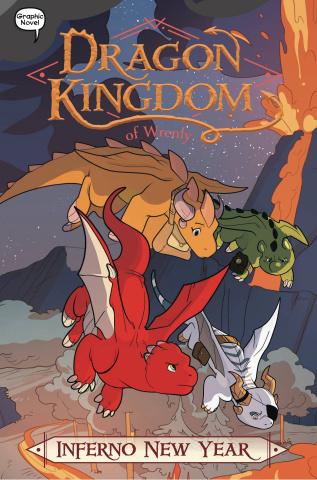 Dragon Kingdom of Wrenly Vol. 5: Inferno New Year