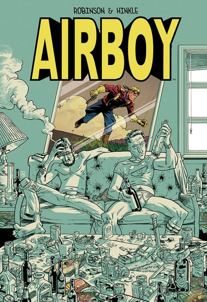 Airboy (Deluxe Edition)
