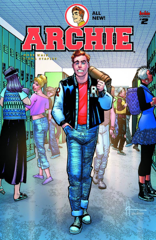Archie #2 (Chaykin Cover)
