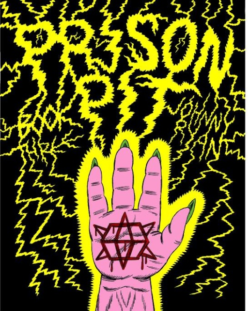 Prison Pit Book 3
