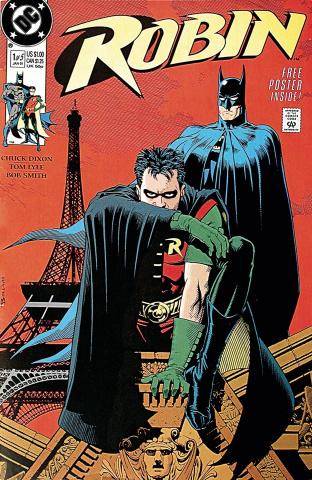 Robin #1: 1991 (Dollar Comics)