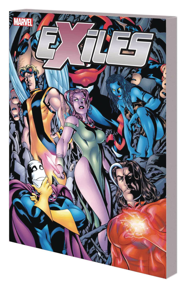 Exiles Vol. 1 (Complete Collection)