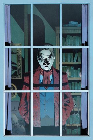 Sherlock Holmes: The Vanishing Man #2 (10 Copy Cassaday Virgin Cover)