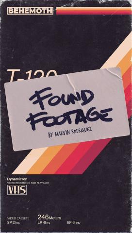 Found Footage Vol. 1 (Limited Edition)