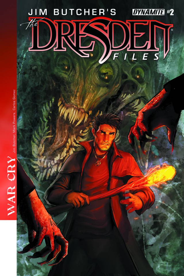 The Dresden Files: War Cry #2