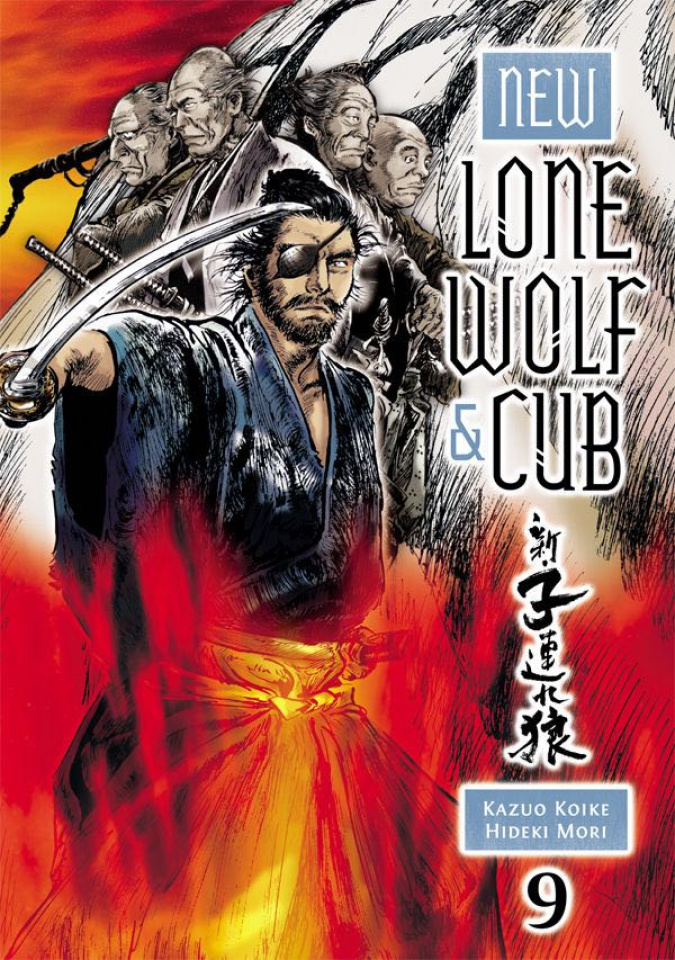 New Lone Wolf & Cub Vol. 9