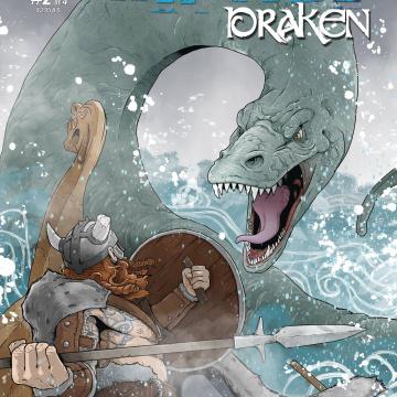 Riptide: Draken #2