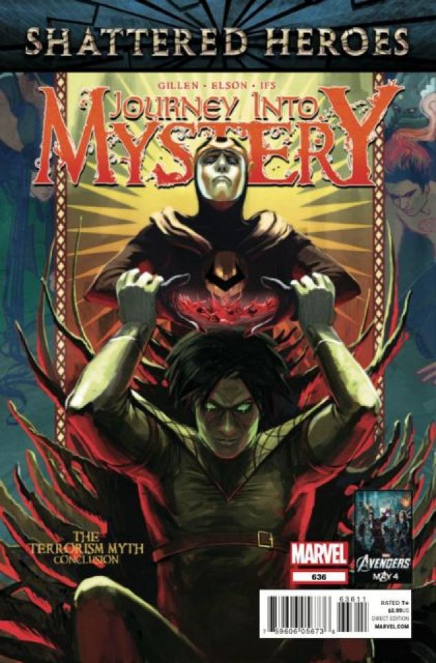 Journey Into Mystery #636