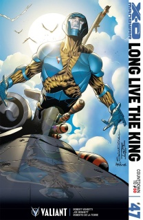 X-O Manowar #47 (10 Copy Sandoval Cover)