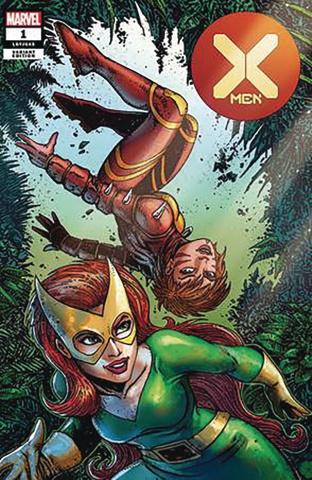X-Men #1 (Eastman Cover)