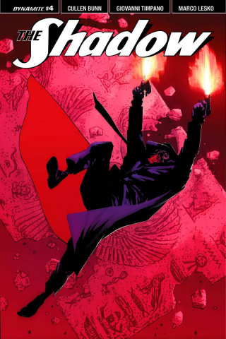 The Shadow #4