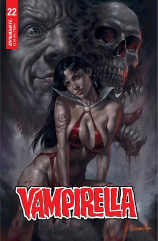 Vampirella #22 (Parrillo Cover)