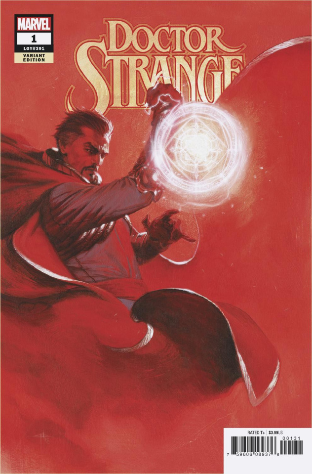 Doctor Strange #1 (Dell'Otto Cover)