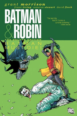 Batman and Robin Vol. 3: Batman Must Die