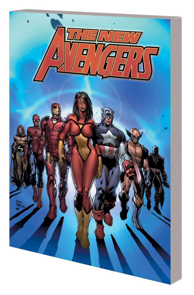 New Avengers by Bendis Vol. 1 (Complete Collection)