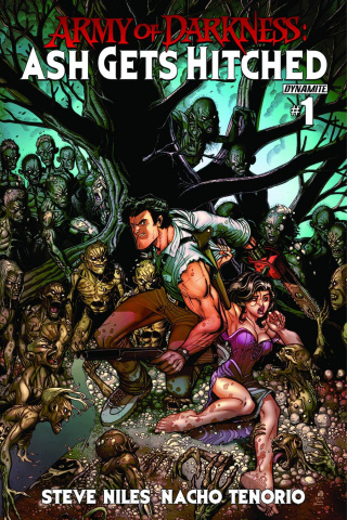 Army of Darkness: Ash Gets Hitched #1 (Bradshaw Cover)