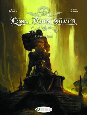 Long John Silver Vol. 4: Guiana Capac