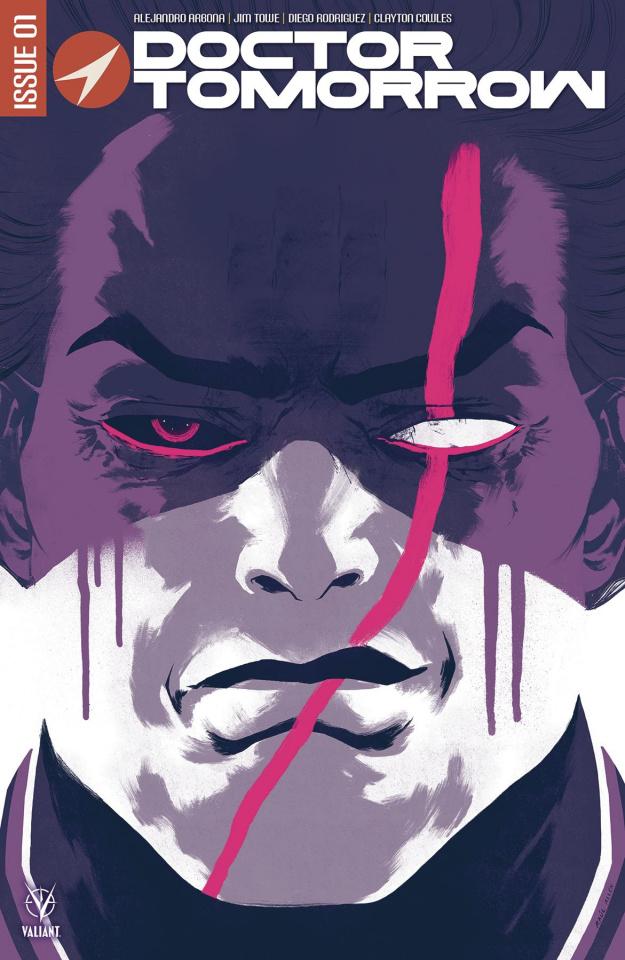 Doctor Tomorrow #1 (Allen Cover)