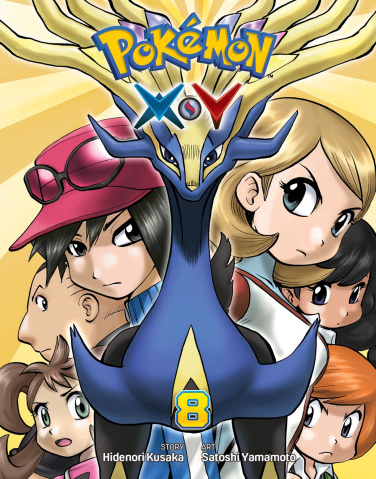 Pokemon XY Vol. 8