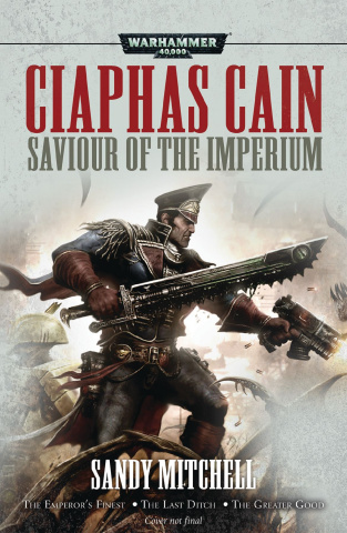 Warhammer 40,000: Saviour of the Imperium
