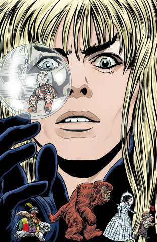 Labyrinth: 30th Anniversary Special #1 (10 Copy Allred Cover)