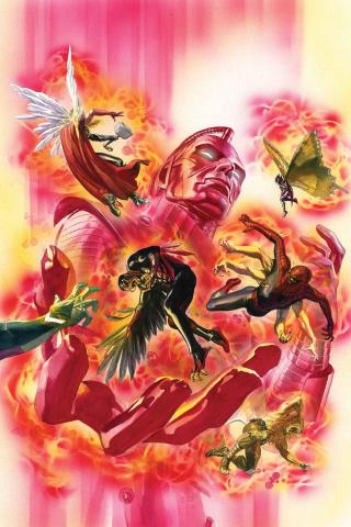 Avengers #673: Legacy