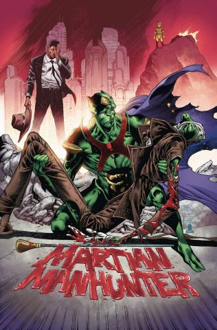 Martian Manhunter #11