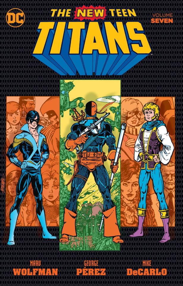 The New Teen Titans Vol. 7