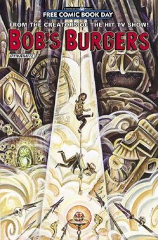 Bob's Burgers (FCBD 2016 Edition)