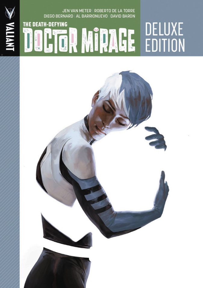 The Death-Defying Doctor Mirage Vol. 1 (Deluxe Edition)