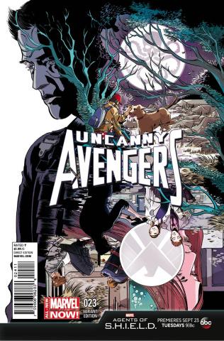 Uncanny Avengers #23 (Rios Cover)